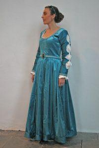 kostuum courtisane Corina