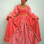 kostuum courtisane Tulia