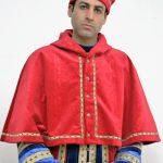 detail kostuum De Medici
