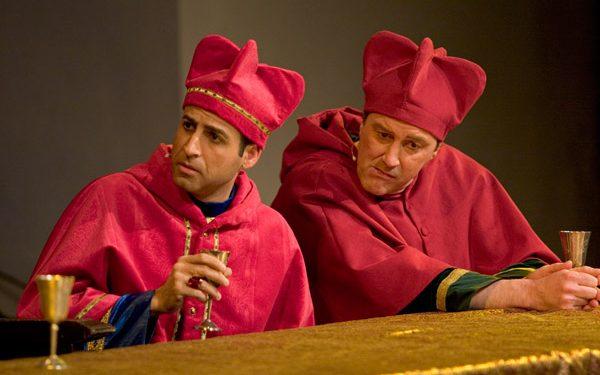Il Papa Olandese - Premiere