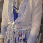 detail kostuum prinses