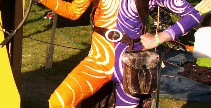 kostuum Caleidoscoop